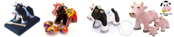 Custom Products from MK Cows